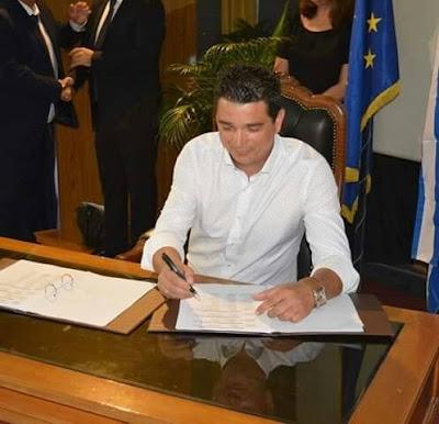 Δήλωση του αντιδημάρχου Δήμου Αγρινίου, Σωτήρη Κολοβού ...