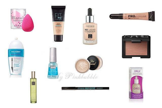 favoritos maquillaje 2017