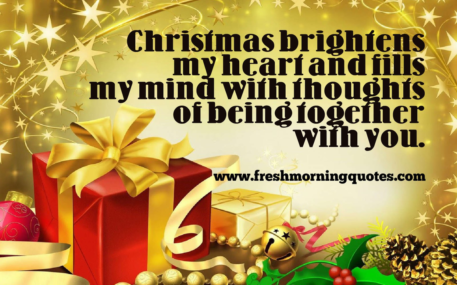Heart Touching Christmas Love Messages for husband
