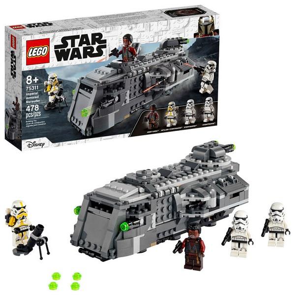 LEGO Star Wars Имперски бронетранспортьор