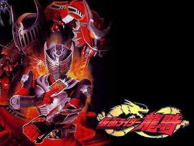 Kamen rider ryuki episode 2