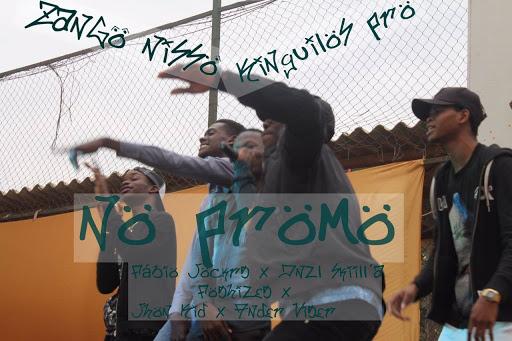 Zango Nisso e Kínguilos Pro Apresentam Projecto #NoPromo