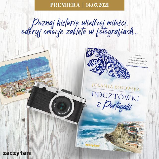 Pocztówki z Portugalii pod patronatem medialnym Subiektywnie o książkach