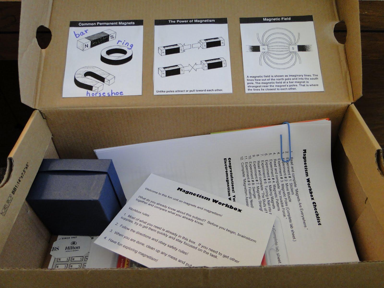 Karmamatopoeia Magnetism Workbox