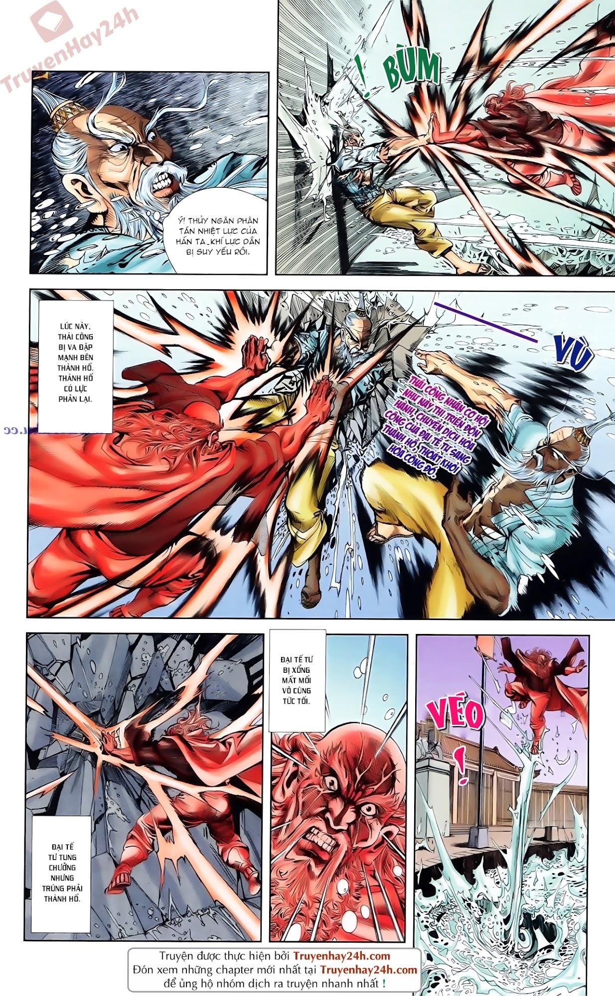 Cơ Phát Khai Chu Bản chapter 82 trang 18