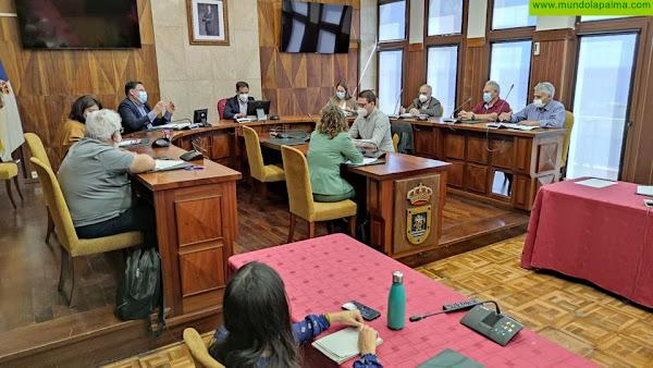 Primera reunión del año del Consejo de Participación Social de la Reserva Mundial de la Biosfera La Palma