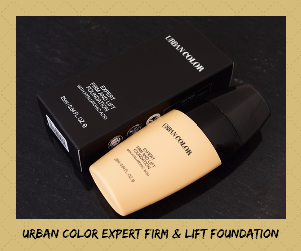 urban color foundation review