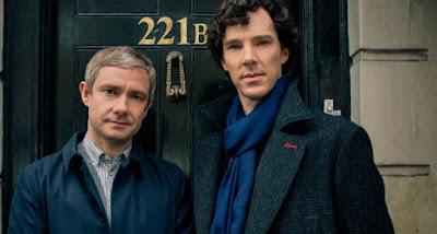 melhores séries aprender inglês Netflix - Sherlock