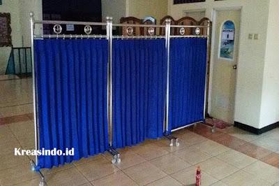Masjid Stainless atau Pembatas Sholat siap menerima Pesanan di seluruh Bandung