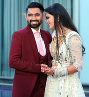 rahul tewatia with her girlfriend