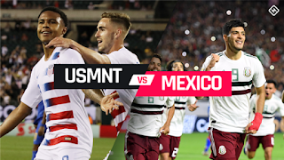 مشاهدة مباراة المكسيك وامريكا