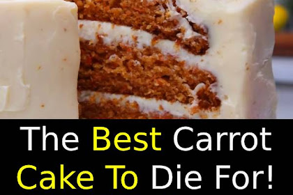 The Best Carrot Cake To Die For! #carrotcake #cake