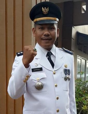 Camat Perbaungan Drs. Akmal, M.Si.