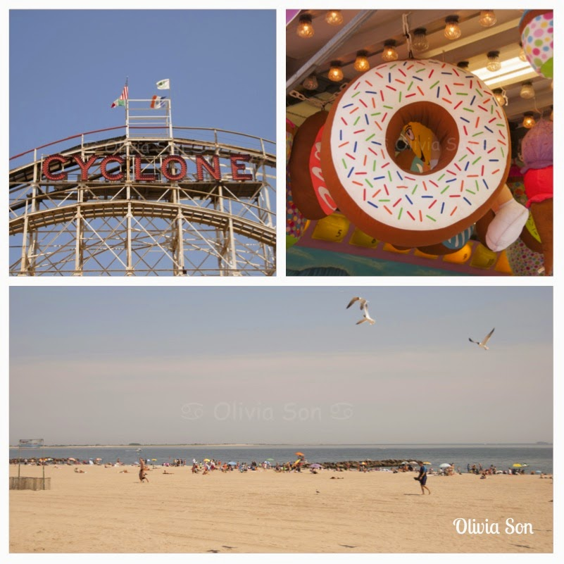 coney island, new york city, usa