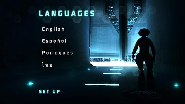 Marte Necesita Mamas DVDR Menu Full Español Latino