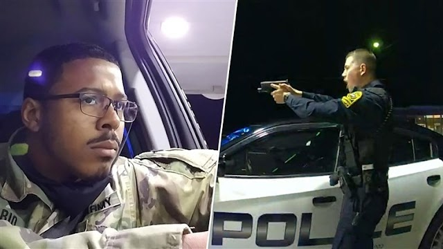 Obeying police has become dangerous