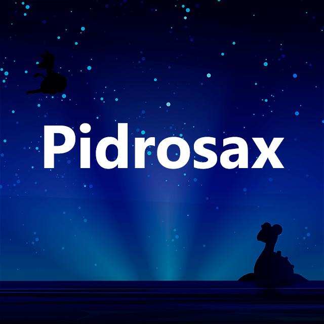 Imagen con el logotipo de Pidrosax