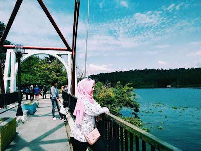 View Cantik Goa Kreo Jatibarang Semarang