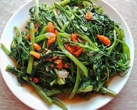 resep kangkung oseng