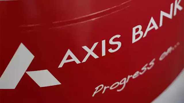 Axis Bank Share value falls almost 7% after Q1 profit neglect to meet desires