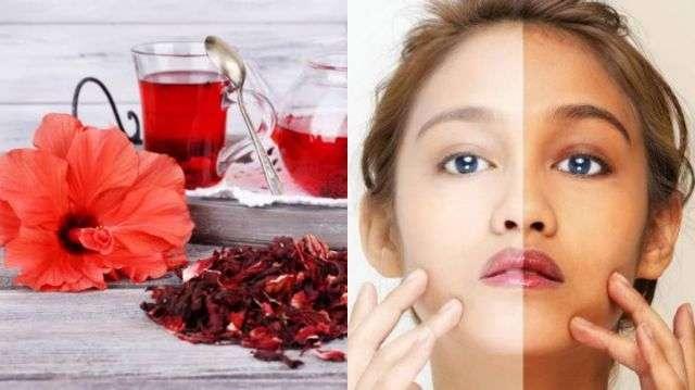 Hibiscus tea: Glowing skin ಗೆ ದಾಸವಾಳ ಹೂವಿನ ಟೀ ಎಷ್ಟು ಉತ್ತಮ?