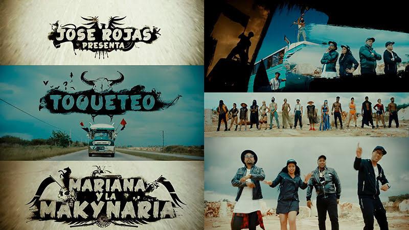 Mariana y La Makynaria - ¨Toqueteo¨ - Videoclip - Dirección: Jose Rojas. Portal del Vídeo Clip Cubano