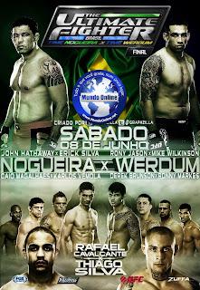 UFC : TUF BRASIL 2 FINALE 08/06/2013