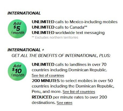 virgin mobile best international cell phone plans