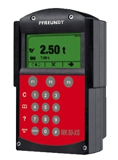 PFREUNDT on-board weighing systems