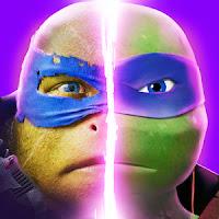 ninja turtles legends mod apk indir