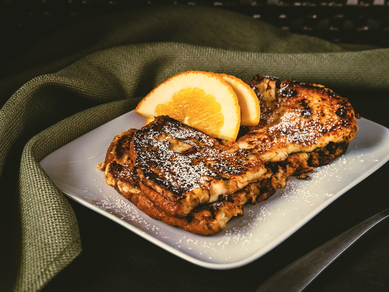 Boozy Panettone French Toast | Local Food Rocks