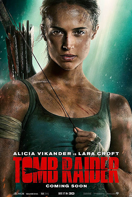 Sinopsis Film Tomb Raider (2018)