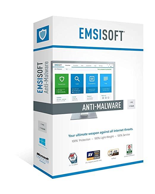 Emsisoft Anti-Malware 2018 Download Grátis
