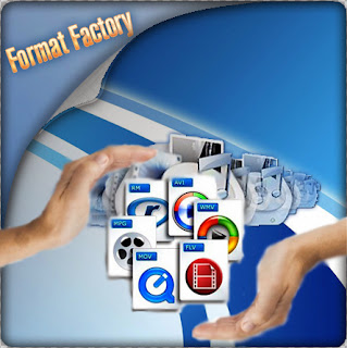 Menggabungkan Video Dengan Format Factory