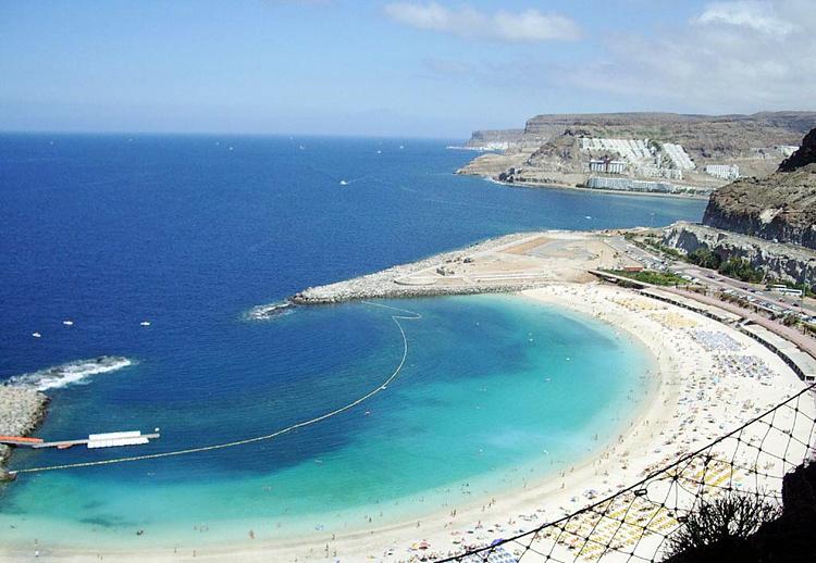 Spain Gran Canaria Island Great Island Of Dogs Free