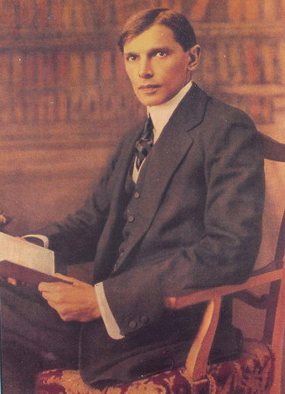 Mohammad Ali Jinnah image