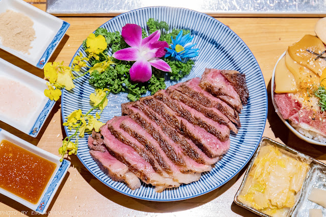 MG 6399 - 熱血採訪│締藏和牛燒肉,重達半公斤的宮崎和牛超犯規!口感香酥軟嫩,油脂香氣飽滿好迷人!