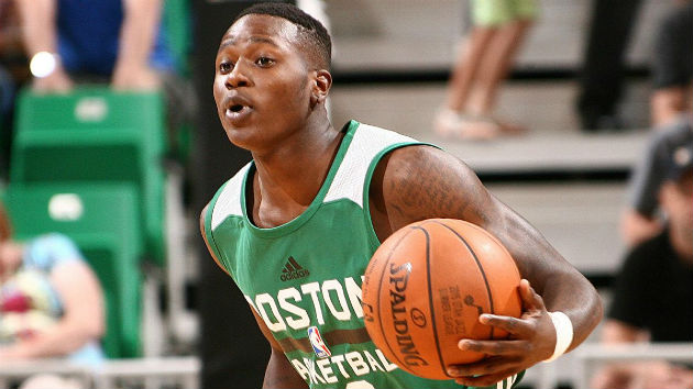 Terry Rozier, meneur des Boston Celtics
