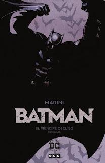Batman El príncipe Oscuro Marini
