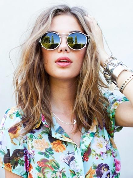 69521e45b38 Girl s Things!  Round Sunglasses
