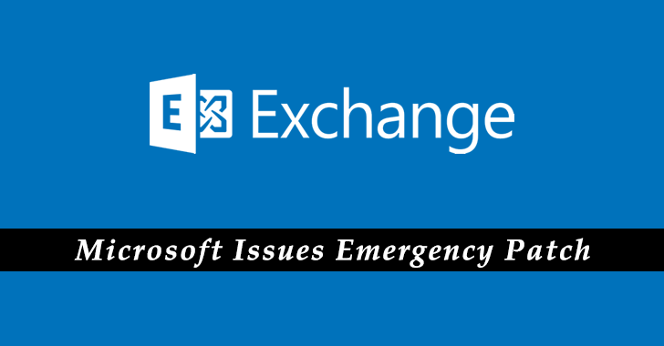 Microsoft Issues Emergency Patch