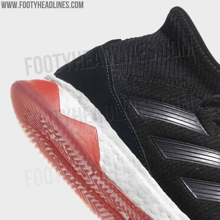 573412fb039a7 All-New Adidas Predator Tango 18.1 Boost Sneaker Revealed - Footy ...