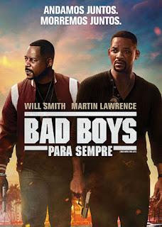 Bad Boys Para Sempre - HDRip Dual Áudio