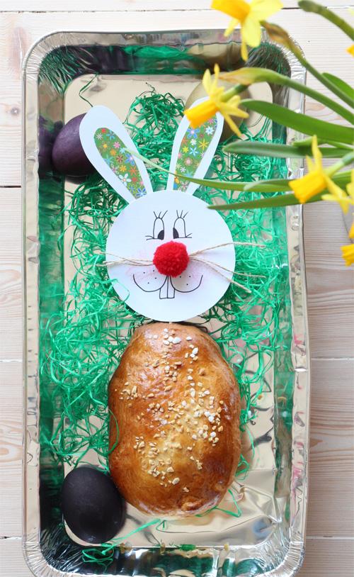 Ostern Geschenk Ostergeschenk DIY Kinderbasteln Workshop Atelierladen Annette Diepolder