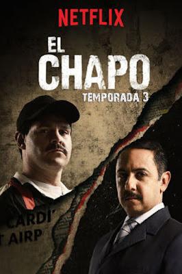 El Chapo 2018 S3 DVDR NTSC R2 Latino
