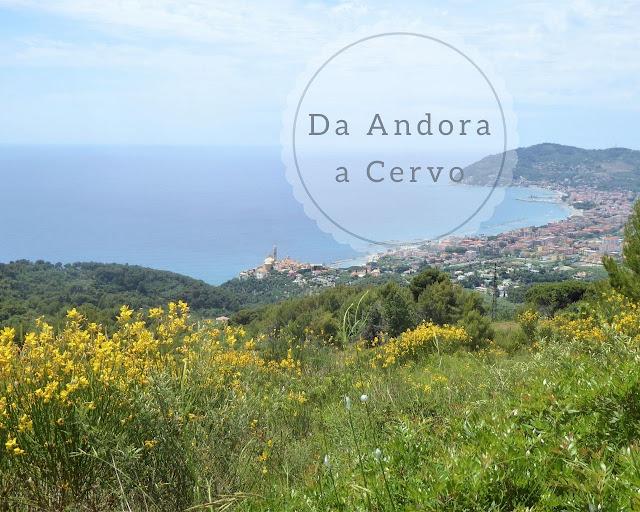 Sentiero Liguria da Andora a Cervo