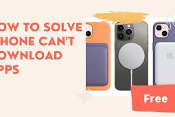 10 Cara Atasi Iphone Tidak Bisa Download Aplikasi