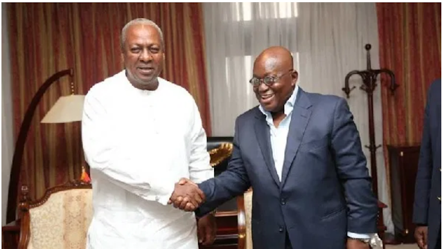 Ghana Election: the NDC is expected to drag Akufo-Addo, others to court