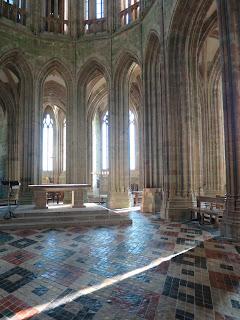 Abbatialle du Mont Saint Michel