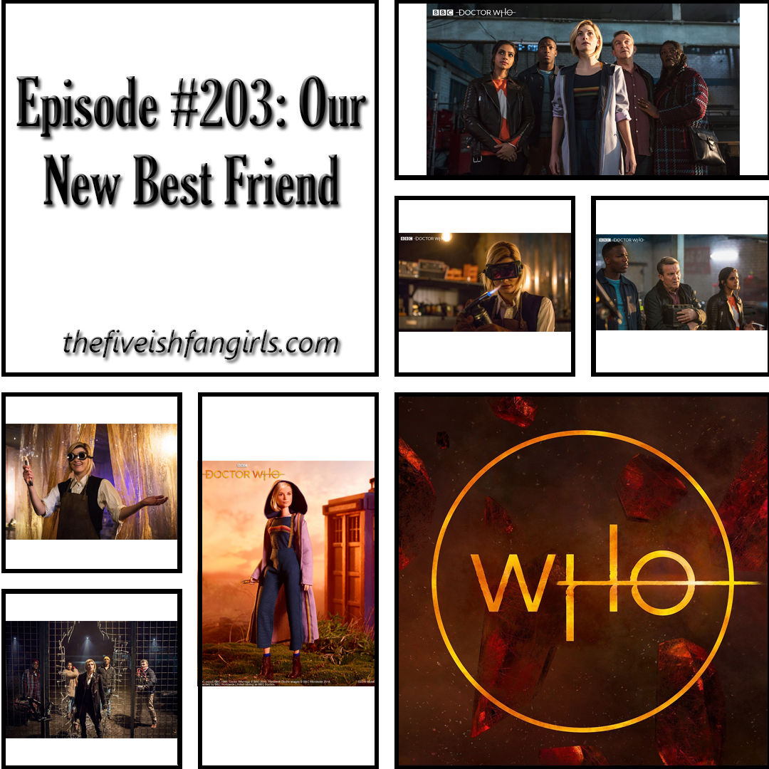 The Five(ish) Fangirls Podcast: 2018